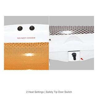 Inalsa Neon V2 Quartz Room Heater image 2
