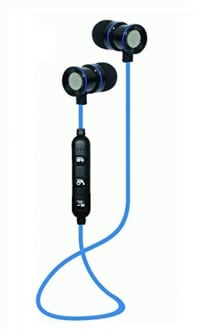 Inext In-71BT magnet earphone sports stereo headset  image 2