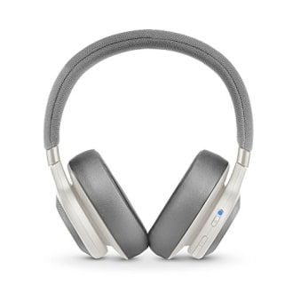 JBL E65BTNC Wireless Over-Ear Active Noise Cancelling Headphones  image 5