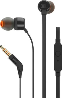 JBL T110 In the Ear Headphones  image 1