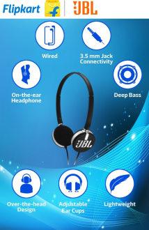 JBL T26C Headphone  image 2