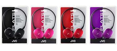 JVC Flats HA-S160 Headphones  image 3
