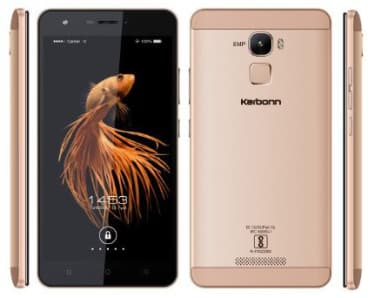 Karbonn Aura Note 4G  image 2