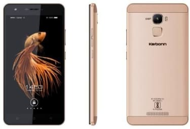 Karbonn Aura Note 4G  image 3