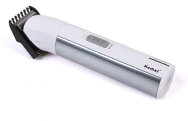 Kemei KM-028 Rechargeable Trimmer  image 5