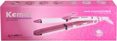 Kemei KM-1291 Hair Straightener  image 5