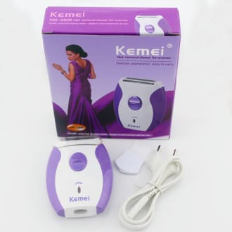 Kemei Km-280r Rechargeable Shaver  image 1