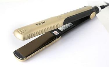 Kemei KM-327 Hair Straightener  image 3