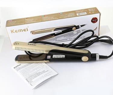 Kemei KM-327 Hair Straightener  image 5
