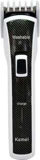 Kemei KM-6166 Washable Professional Series Trimmer  image 5