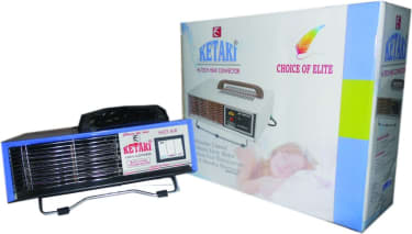 Ketaki Heat convecter 2000W Gas Room Heater  image 2
