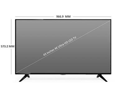Koryo KLE43EXFN82 43 inch Full HD LED TV  image 2