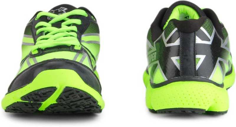 Lee Cooper Men Running Shoes For Men(Black, Green) image 3