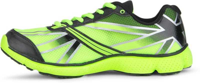 Lee Cooper Men Running Shoes For Men(Black, Green) image 5