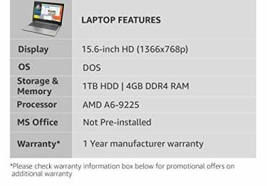 Lenovo Ideapad 330 (81D6007JIN) Laptop  image 4