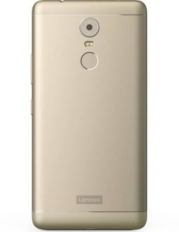 Lenovo K6 Note  image 2