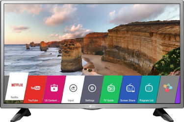LG 32LH576D 32 Inch HD Ready Smart IPS LED TV  image 1