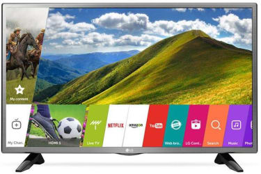 LG 32LJ573D HD Ready Smart LED TV  image 1