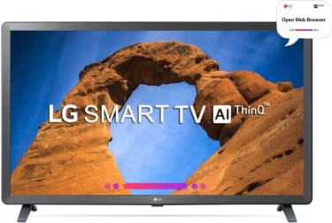 LG 32LK616BPTB 32 Inch 4K Ultra HD Smart LED TV  image 2
