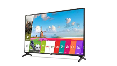 LG 43LJ554T 43 Inch Full HD Smart LED TV  image 1