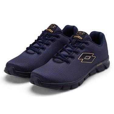 Lotto Mens Vertigo Navy Running Shoes - 10 UK/India (44 EU) (AR4840-444) image 1