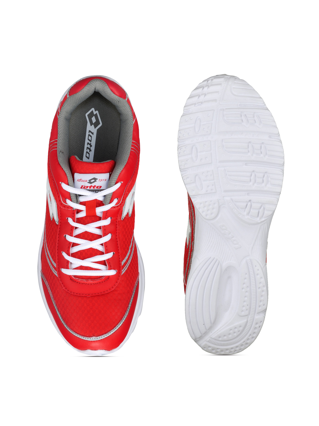 Lotto Tremor Men Red Sports Shoes image 1