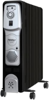 Maharaja Whiteline Equato (9 OFR) 2000W Oil Filled Radiator Room Heater image 1