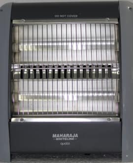 Maharaja Whiteline Quato-RH106 800W Room Heater image 3
