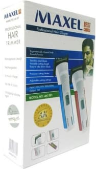 Maxel AK301 Rechargeable Trimmer image 2