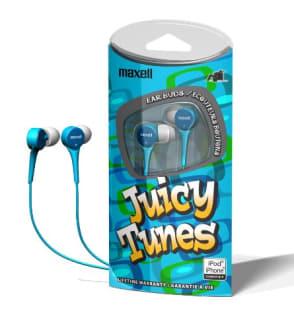 Maxell JT-B JuicyTunes Stereo Headphones  image 1