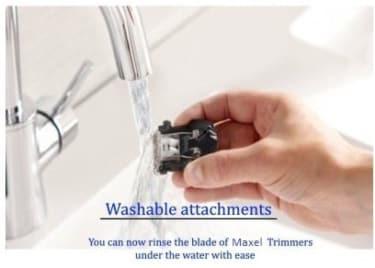 Maxel Pro Skin Advance JmS AK-216 Trimmer image 4