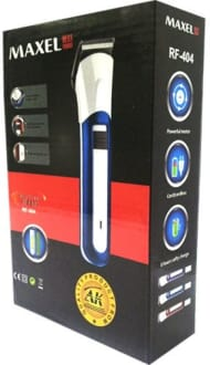 Maxel RF404 Rechargeable Trimmer image 2