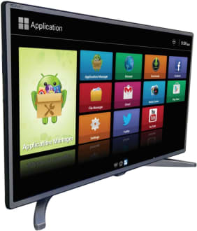 Mitashi MiDE032v02 HS 32 Inch Smart HD Ready LED TV  image 3