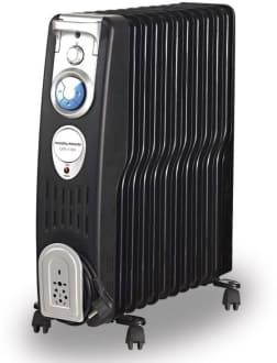 Morphy Richards OFR 1100 2500W Oil filled radiator Room Heater image 1