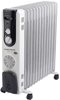 Morphy Richards OFR13F 13 Fin Oil Filled Radiator Room heater  image 1