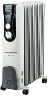 Morphy Richards OFR9 9 Fin 2000W Oil Filled Radiator Room Heater  image 1