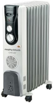 Morphy Richards OFR9F 9 Fin 2900W Oil Filled Radiator Room Heater image 1
