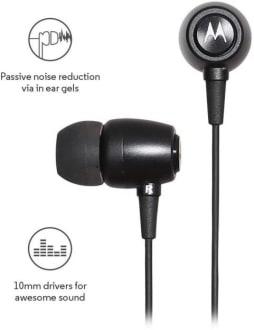 Motorola Earbuds Studio headphones  image 4
