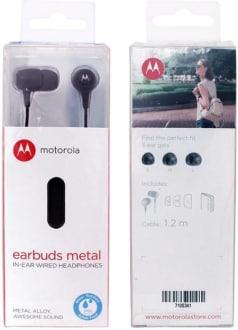 Motorola Earbuds Studio headphones  image 5