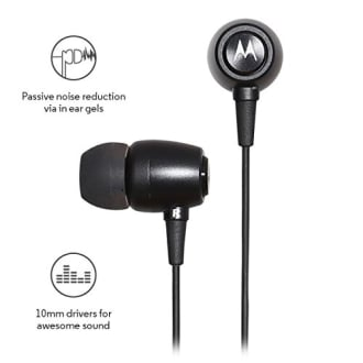 Motorola Studio In-Ear Headphones  image 4