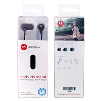 Motorola Studio In-Ear Headphones  image 5