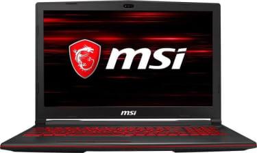 MSI GL63 (8RD-062IN) Gaming Laptop  image 1