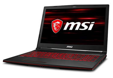 MSI (GL63 8RE-455IN) Gaming Laptop  image 2