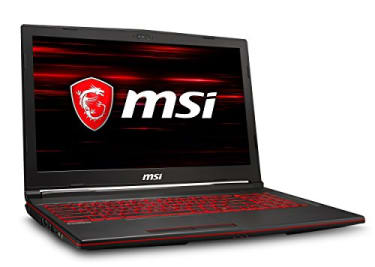 MSI (GL63 8RE-455IN) Gaming Laptop  image 3