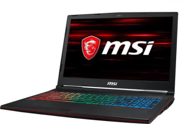 MSI GP63 (8RE-442IN) Gaming Laptop  image 3