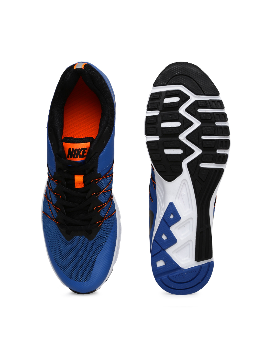 fbd7aba3e ... NIKE Men Blue Air Relentless 6 MSL Running Shoes