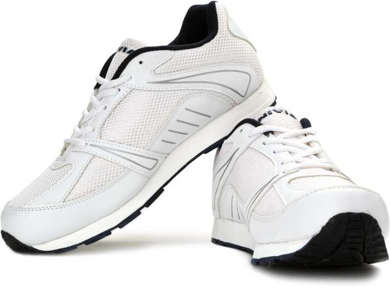 Nivia Hawks Running Shoes For Men(White) image 1