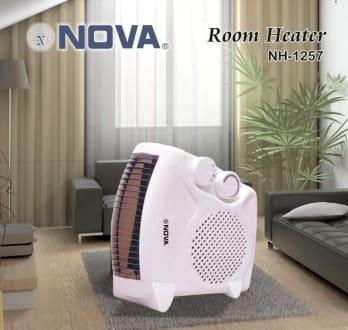 Nova NH-1257 2000W Fan Room Heater image 4