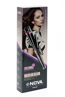 Nova NHC 992 2 in 1 Hair Straightener  image 3