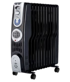 Orient Of1103F 11 Fin With Fan 2000W OFR Room Heater image 1